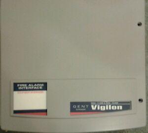 Gent Vigilon Honeywell S4-34490 Fire Alarm Interface Enclosure EN54 17&18 (2005)