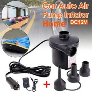 Bomba-de-aire-electrico-para-piscina-infantil-Aire-Inflador-deflactor-campamento-rapido-colchon-de