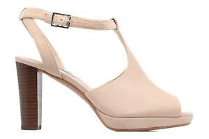 Donna Clarks Kendra Charm Dcollet Rosa