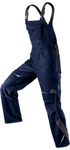 25-118 dunkelbl.//anthra. Patta di alta qualità//pantaloni pantaloni lavoro battito cardiaco Kübler TG