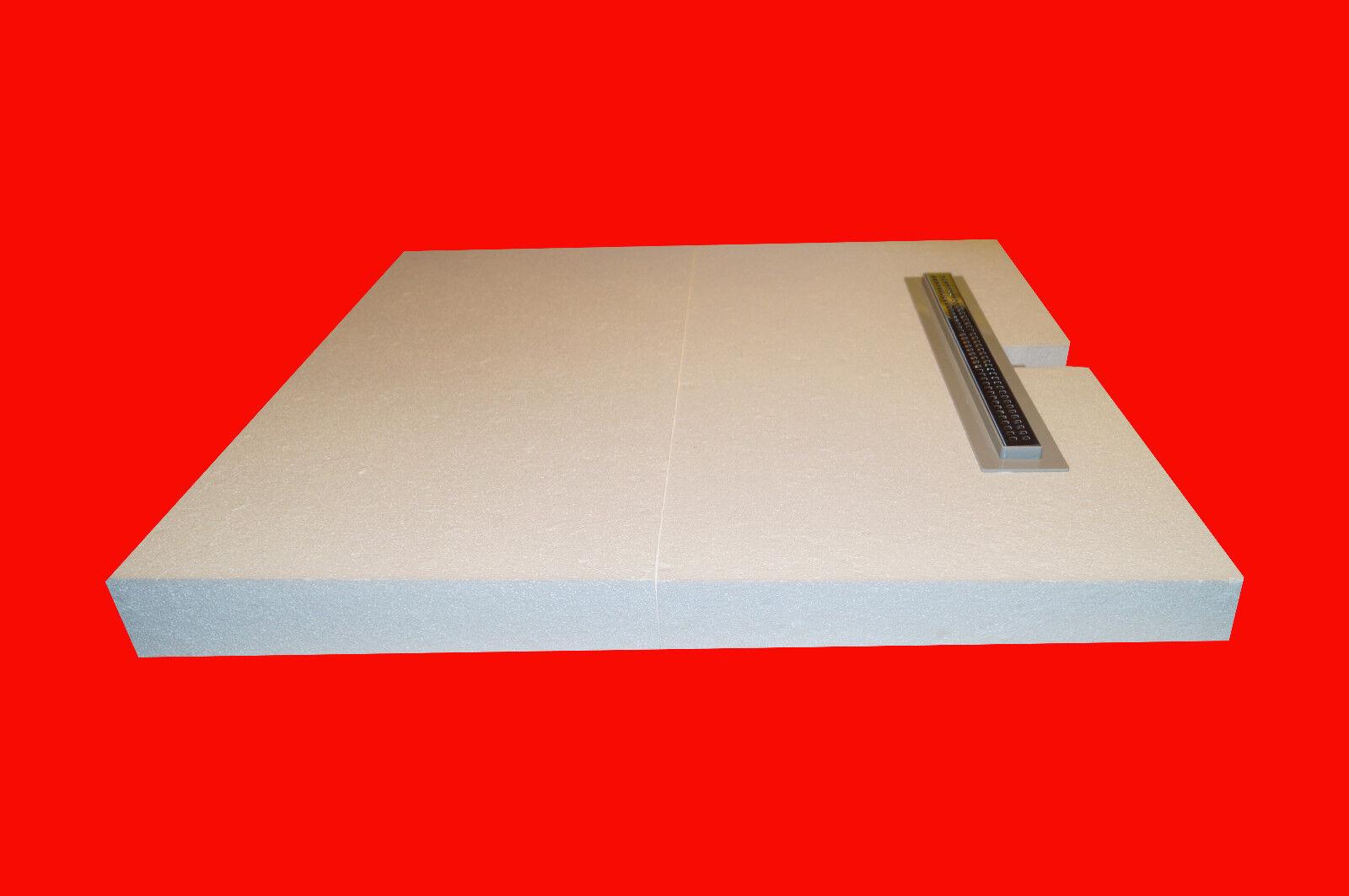 Duschelement 90x90 cm mit Eckablauf befliesbar und bodeneben