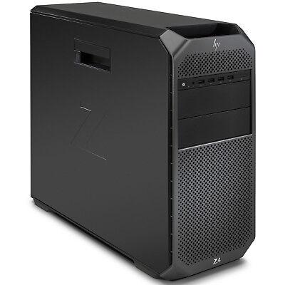 HP Z4 G4 Workstation 3MC21ES Intel Xeon W-2104, 8GB RAM, 2TB HDD, 256GB SSD,