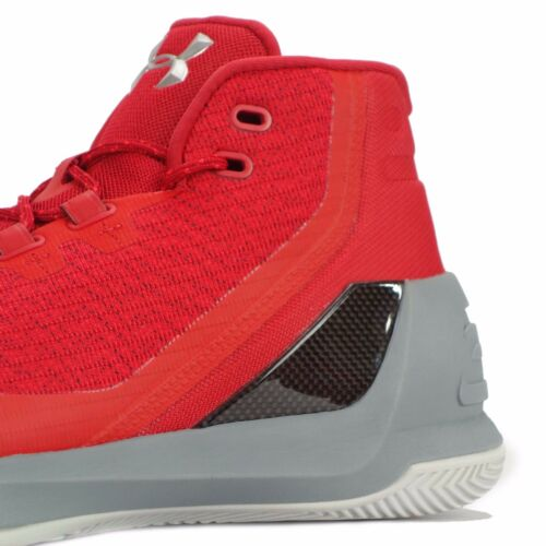 Curry rosse Scarpe da Armour basket da Under 3 uomo 8wBqpP