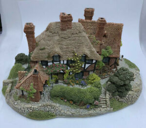 LILLIPUT-LANE-OAKWOOD-SMITHY-1992-ENGLISH-COLLECTION-VINTAGE-RETIRED-450-MSRP