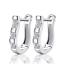 Clear-Crystal-Elegant-Women-925-Sterling-Silver-Plated-Ear-Stud-Earrings-Jewelry thumbnail 30