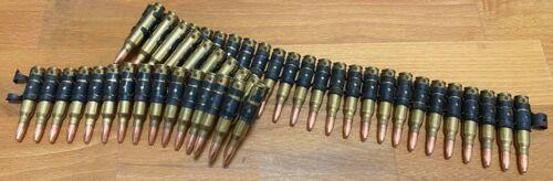 MG4 Patronengurt Dekopatronen 5,56x45  Munition MG-Gurt Maschinengewehr .223