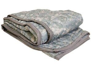 US-Army-GI-UCP-WOOBIE-ACUPAT-Liner-ACU-Poncho-Blanket-Decke-Steppdecke