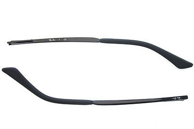 Ray Ban Replacement Auctions 3183 Black Black Side Arms