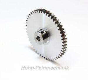 Frontale ingranaggio ingranaggio Modulo 0,5 in acciaio 10 Denti