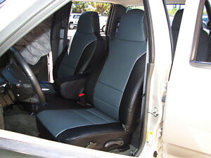 FORD TRANSIT 2010-2015 IGGEE S.LEATHER CUSTOM FIT SEAT COVER 13COLORS AVAILABLE