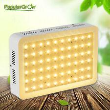 PopularGrow 300W LED Grow Light Lamp Full Spectrum Hydroponics Veg Indoor Plant