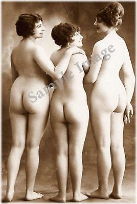 Nude retro pics