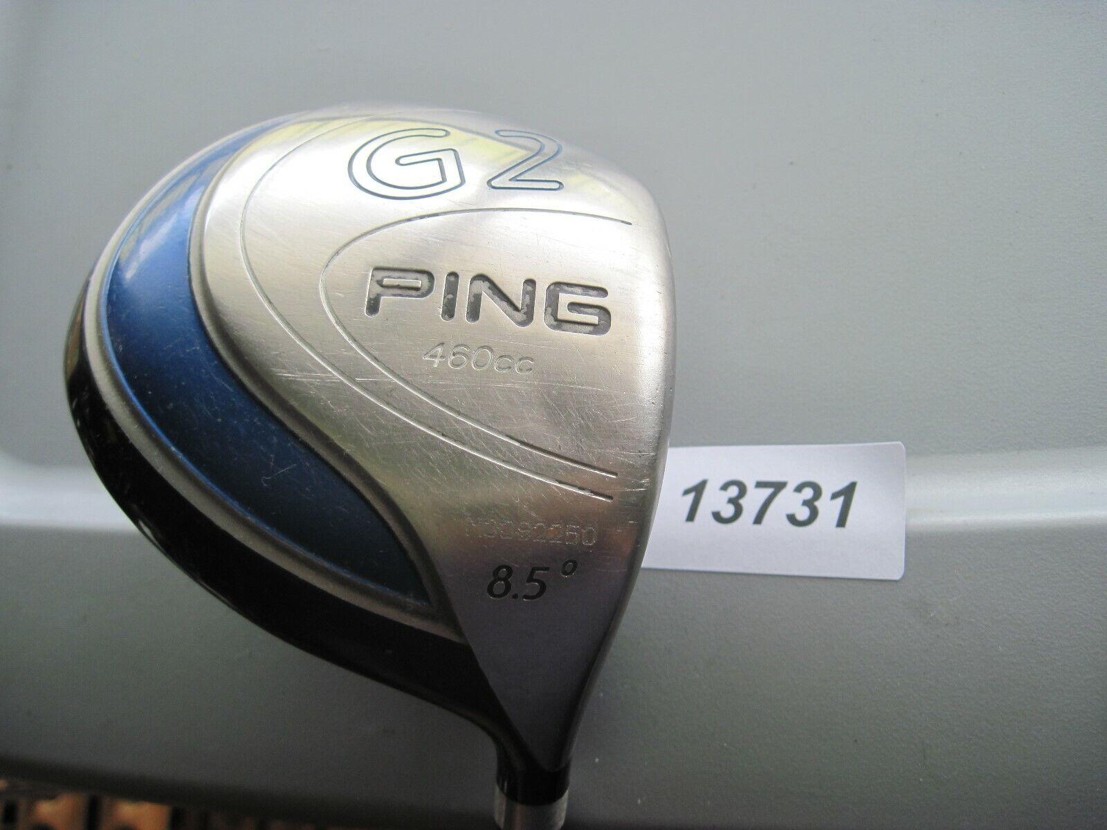 Ping 460cc  G2  -  8.5° Driver  Aldila NV 65 Stiff Flex Graphite