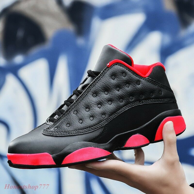 FU Men Breathable High Top Sport Casual Athletic Basketball Stylish Sneaker shoes