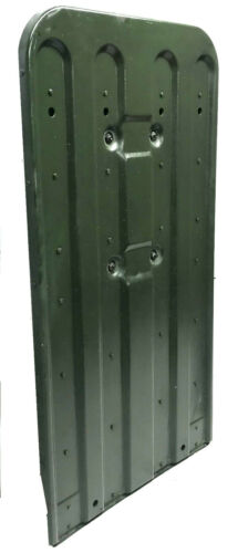Military Surplus Rear Back Seat Frame With Cushion HMMWV
