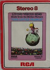 Living Voices Sing Motion Picture The Little Prince 8 Track Cartridge Sealed
