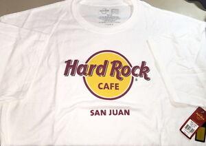 Hard-Rock-Cafe-SAN-JUAN-2015-Classic-HRC-Logo-RED-CIRCLE-Tee-T-Shirt-25-034-x18-034-2X
