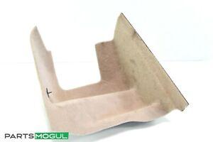 90-02-Mercedes-SL500-300SL-SL320-500SL-Trunk-Battery-Trim-Cover-Panel-Tan-OEM