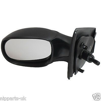 CITROEN  C3  2003-2010  ELECTRIC DOOR WING MIRROR  RH RIGHT O//S OFF SIDE DRIVER