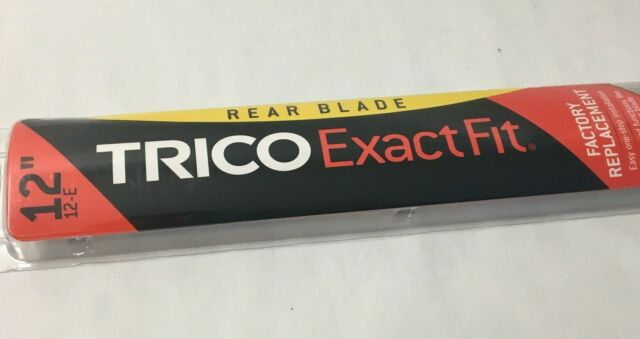 Pack of 1 12 Trico 12-F Exact Fit Rear Wiper Blade
