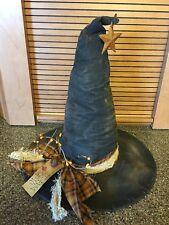 Primitive witch hat