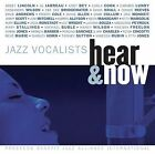 Jazz Vocalists: Hear and Now by Various Artists (CD, Apr-2006, 2 Discs, Concord Jazz)