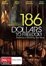 186 Dollars to Freedom DVD NEW