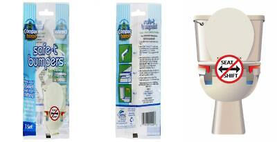 Compac S Toilet Seat Stabilizers Safe T Bumpers Lock