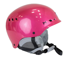 Anon Wren Womens Pink Snow Sport Helmet Sz L 5203