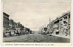 Belvidere-Illinois-State-Street-North-from-Logan-Ave-PC