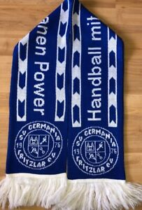 SV-GERMANIA-FRITZLAR-schal-scarf-sciarpa-echarpe-handball-eishockey-football-rar