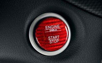 Aluminum Steering Wheel Buttton Cover Trim 2pcs for Benz CLA C177 W117 2013-2017