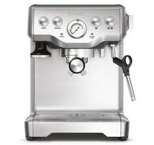 Breville BES840BSS the Infuser Espresso Machine - Stainless Steel - RRP $749.00