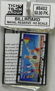 Neuf-Ho-Tichy-8402-Naval-Reserve-Panneau-D-039-Affichage-Kit