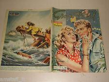 GRAND HOTEL=17 AGOSTO 1957 NUMERO 582=MARISA BELLI=BING CROSBY=RAFFAELE PISU=