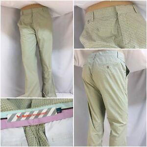 davanti chiaro 32x32 piatto Modern scozzese in una volta Ygi Blu Pants indossato 8130 Amusement cotone wEEzI8q