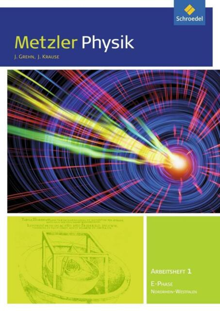 Metzler Physik SII / Metzler Physik SII - Ausgabe 2014 (2014, Geheftet) Heft 1