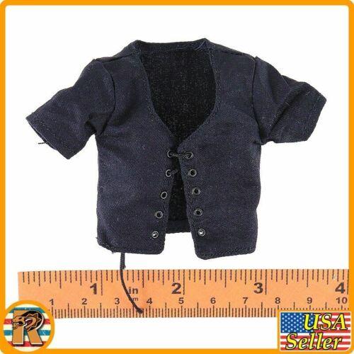 1//6 Scale-Redman Figure Partenaire professionnel-Chemise Noire #1 Teenage Taille *