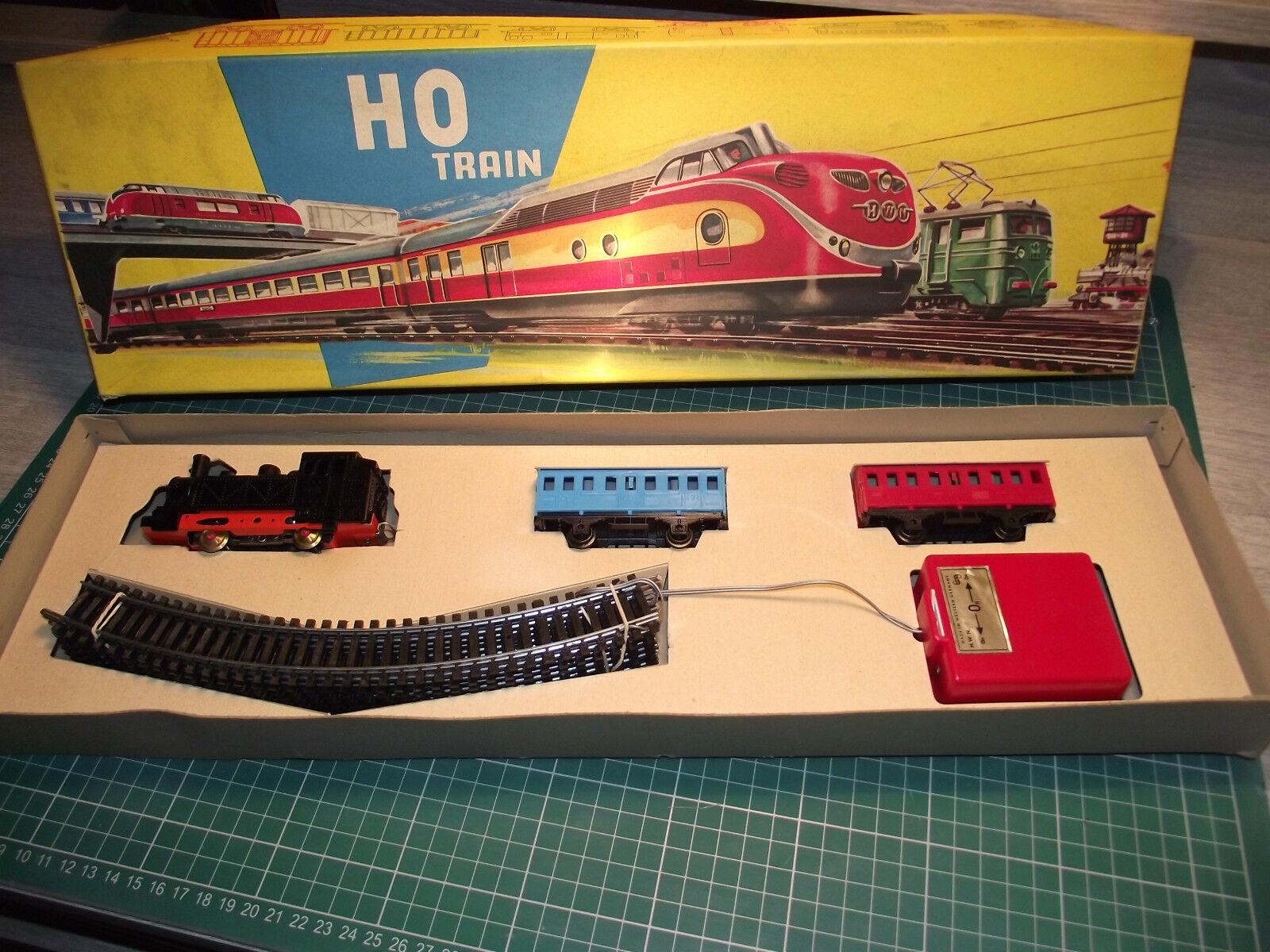 T E E -TRANS-EUROP-EXPRESS - Spielzeugeisenbahn Toy train-H V N-Western Germany