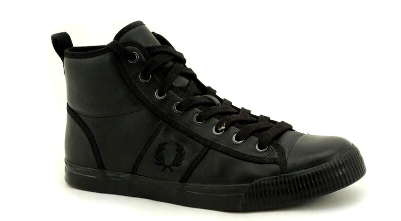 Fred Perry Albion Black B6160