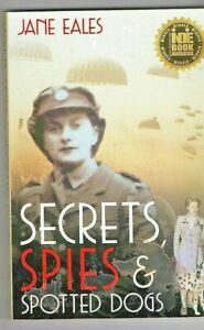 SECRETS-SPIES-amp-SPOTTED-DOGS-Unravelling-Mysterious-Family-Connection-JANE-EALES