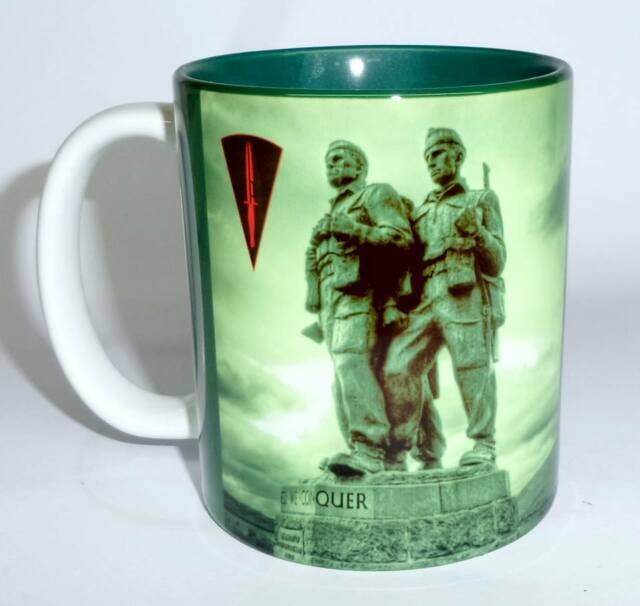 Army Commando Royal Engineers Mug 59 Cdo 131 Cdo 54 Cdo Sapper Cup RE Mug