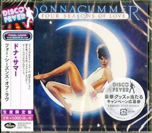 DONNA-SUMMER-FOUR-SEASONS-OF-LOVE-JAPAN-CD-Ltd-Ed-B63