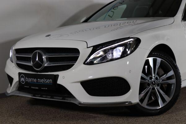 Mercedes C250 d 2,2 AMG Line stc. aut. 4-M - billede 3