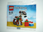 Lego creator rennes 30474 scellé rare polybag neuf Noël comme 10245 40223 40222