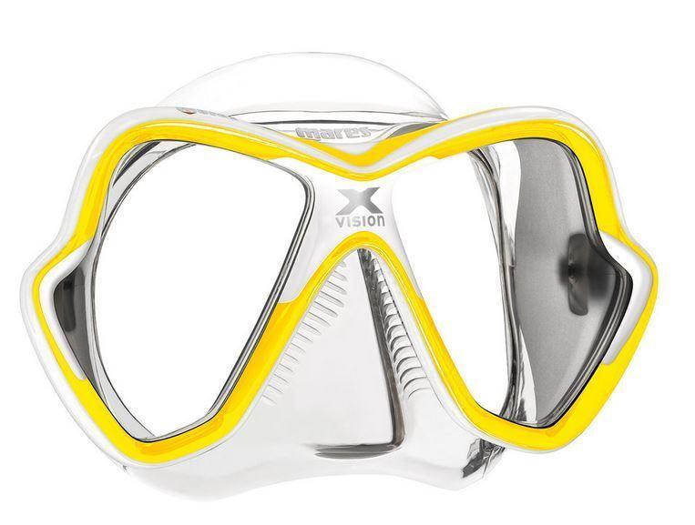 Mares X - Vision Tauchermaske Tauchermaske Tauchermaske 4a0634