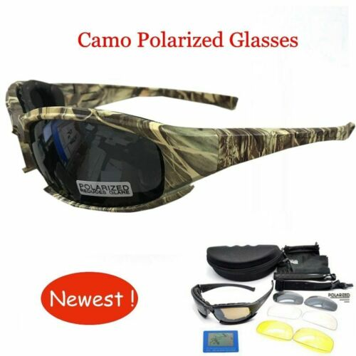 Outdoor Tactical Camouflage Glasses Airsoft Safety Tactical Goggles Windproof