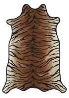Oriental Weavers Animal Skin Rug Tiger Patterned Polypropylene Home Carpet