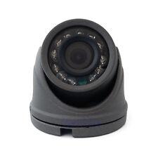 WM Super Mini 2.8MM HD 1200TVL CCTV Camera Security Dome 12IR Metal Outdoor Grey