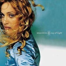 MADONNA - RAY OF LIGHT - CD 13 TITRES - 1998 - BON ÉTAT